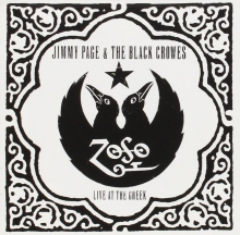 Live At The Greek (feat. Jimmy Page) - de Black Crowes