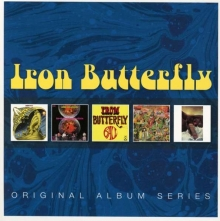 Original Album Series - de Iron Butterfly