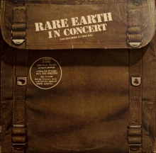 Rare Earth - In Concert
