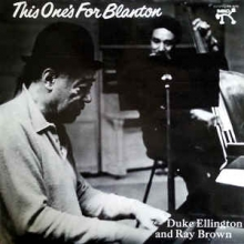 Duke Ellington - This One's For Blanton