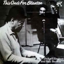 This One's For Blanton - de Duke Ellington