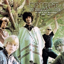 Spirit - It Shall Be Ode & Epic Recordings 1968-72