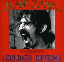 Chunga's Revenge - de Frank Zappa
