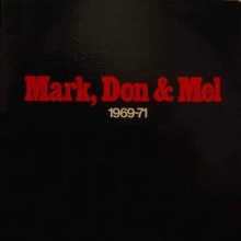 Grand Funk Railroad - Mark,Don And Mel 1969-1971