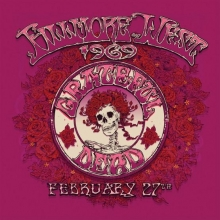 Grateful Dead - Fillmore West, San Francisco 1969 - de Grateful Dead