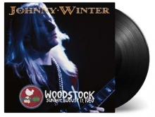 Johnny Winter - Woodstock Experience