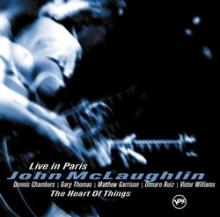 John McLaughlin - Live In Paris