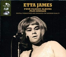 Etta James - Four Classic Albums