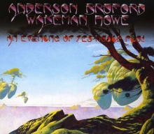 An Evening Of Yes Music - de Anderson Bruford Wakeman Howe