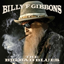 Billy Gibbons - The Big Bad Blues - Translucent Blue Vinyl