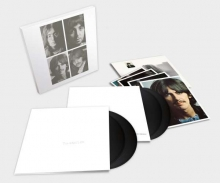 Beatles - The Beatles (White Album) (180g) (Limited-Deluxe-Edition)