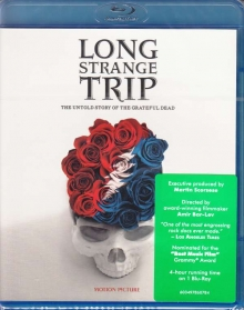 Grateful Dead - Long Strange Trip: The Untold Story Of The Grateful Dead