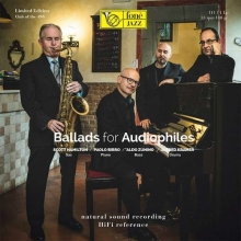 Scott Hamilton - Ballads For Audiophiles