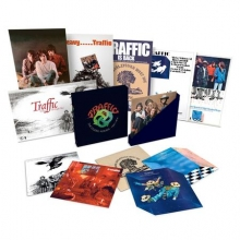 Traffic - The Studio Recordings 1967-74