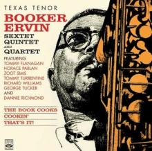Booker Ervin - The Book Cooks / Cookin / That's It