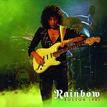 Rainbow - Boston 1981