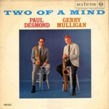 Paul Desmond - Two Of A Mind