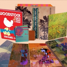 WOODSTOCK - BACK TO THE GARDEN:  THE DEFINITIVE 50TH ANNIVERSARY ARCHIVE - de Woodstock