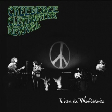 Live At Woodstock - de Creedence Clearwater Revival