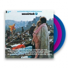 Woodstock - 1969 - Woodstock - Music From The Original Soundtrack And More