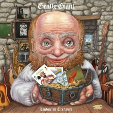 Gentle Giant - Unburied Treasure