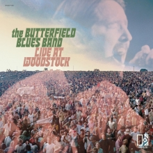 Live At Woodstock - de  Butterfield Blues Band