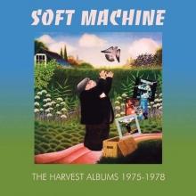 Harvest Albums 1975 - 1978 - de Soft Machine