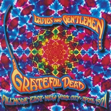 Grateful Dead - Live At Fillmore East 1971