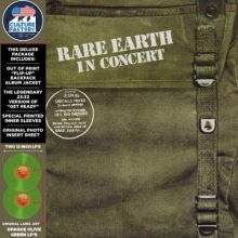 Rare Earth - In Concert (Opaque Olive Green Vinyl)