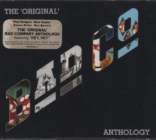 Bad Company - The Original - The Anthology