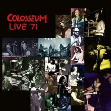 Colosseum - Live '71: Canterbury, Brighton & Manchester