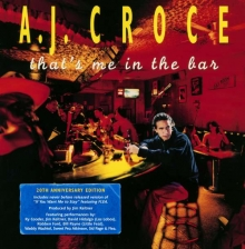 A.J.Croce - That's Me In The Bar