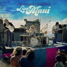 Jimi Hendrix -  Live In Maui