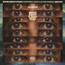 Blood Sweat &Tears -  Mirror Image / New City