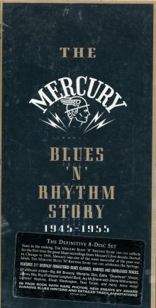 Various Artists - Blues - The Mercury Blues & Rythm Story 1945-1955