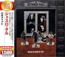 Jethro Tull - Benefit(Japan)