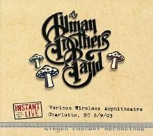 Allman Brothers - Charlotte-Verizon Wireless Amp - 8/9/03