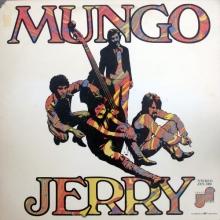 Mungo Jerry - de Mungo Jerry