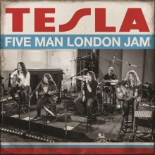 Tesla -  Five Man London Jam: Live 2019