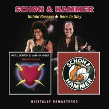 Neil Schon&Jan Hammer -  Untold Passion / Here To Stay