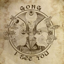 Gong - I See You  -180 gr