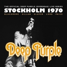 Stockholm 1970 (2 CD + DVD) - de Deep Purple