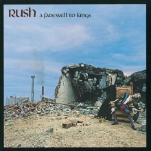 Rush (Band) -  A Farewell To Kings  DMM