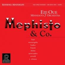 Eiji Oue & Minnesota Orchestra - Mephisto & Co (200g)