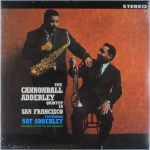 Quintet In San Francisco - de Julian 'Cannonball' Adderley