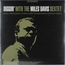 Diggin' With The Miles Davis Sextet  - de Miles Davis