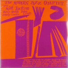 Modern Jazz Quartet - The Modern Jazz Quartet