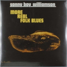 More Real Folk Blues  - de Sonny Boy Williamson