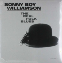 The Real Folk Blues - de Sonny Boy Williamson