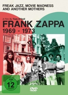 Freak Jazz, Movie Madness And Another Mothers - de Frank Zappa